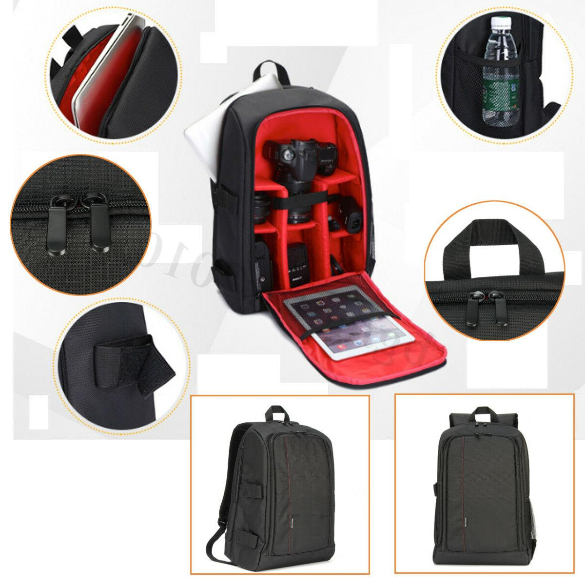 DSLR Backpack Canon For Nikon For