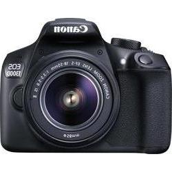 DSLR camera Canon EOS 1300D Kit incl. EF-S 18-55 mm IS II 18
