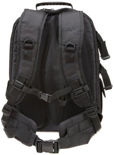 AmazonBasics DSLR and Backpack - Gray interior