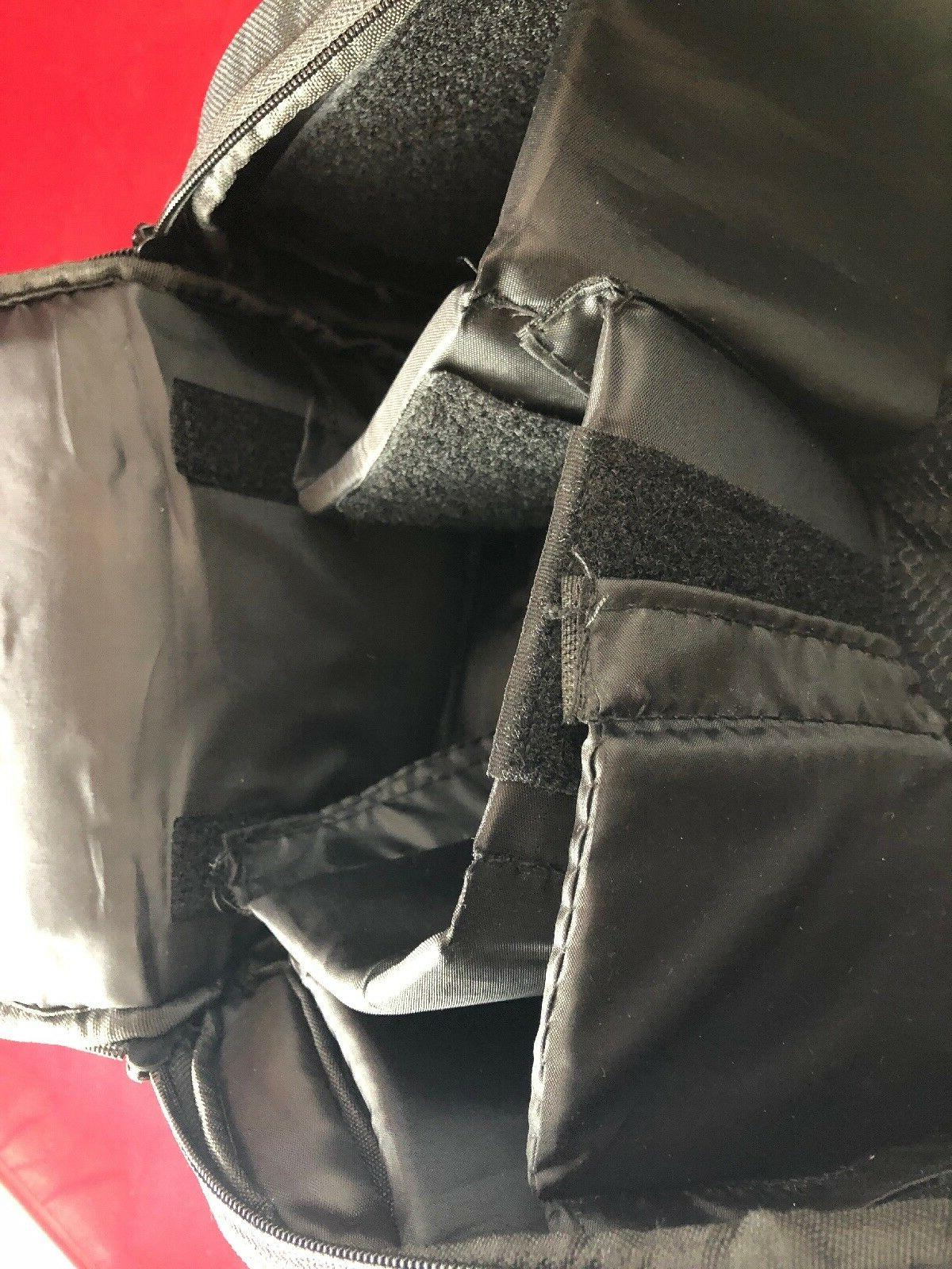 Zeikos Large Bag ShoulderStrap Black NEW