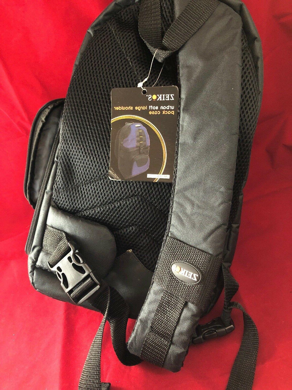 Bag Pack ShoulderStrap Navy Blue/ NEW