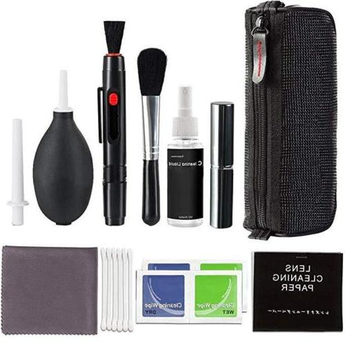 dslr lens camera professional cleaning kit spray