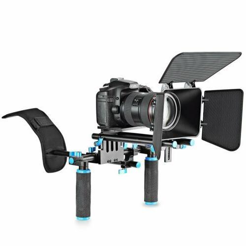 dslr movie making rig set