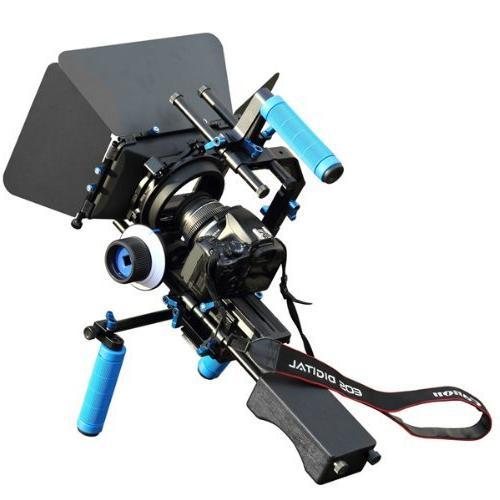 dslr rig movie kit shoulder