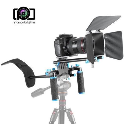 DSLR Kit Film Shoulder Mount Box