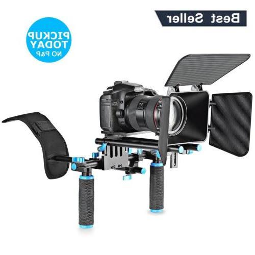 dslr rig set movie kit film making