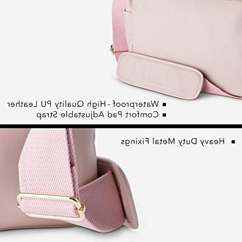 DSLR Camera for PU Blush Pink Stylish, Crossbody Bags Cameras - Photography Accessories, Equipment, Travel Gear
