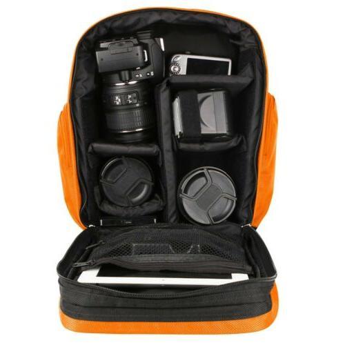 VanGoddy SLR Backpack Carry Case For Nikon D5600