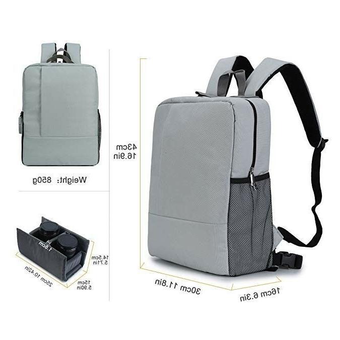 DSLR SLR Waterproof Bag Laptop for Sony