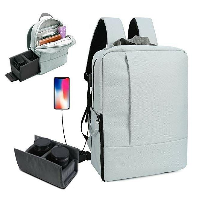 dslr slr camera backpack waterproof camera bag