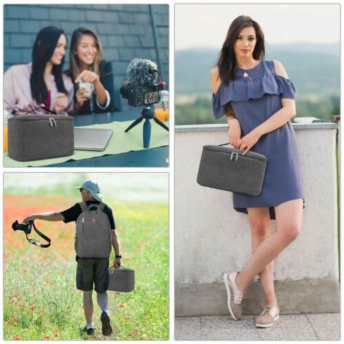 DSLR/SLR Camera Backpack Bag