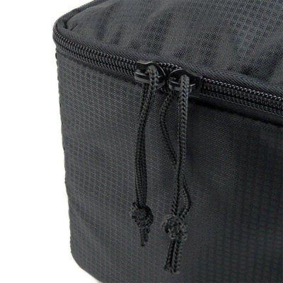 Anti-shock Waterproof DSLR Bag w/Zip Partition Insert
