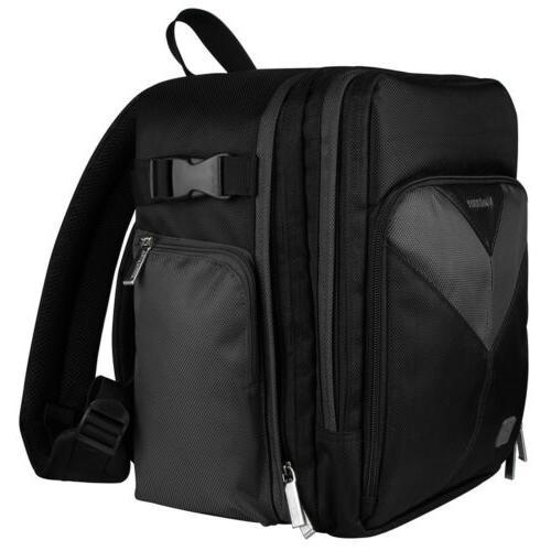 VanGoddy Camera Lens Backpack Carry For III / Nikon
