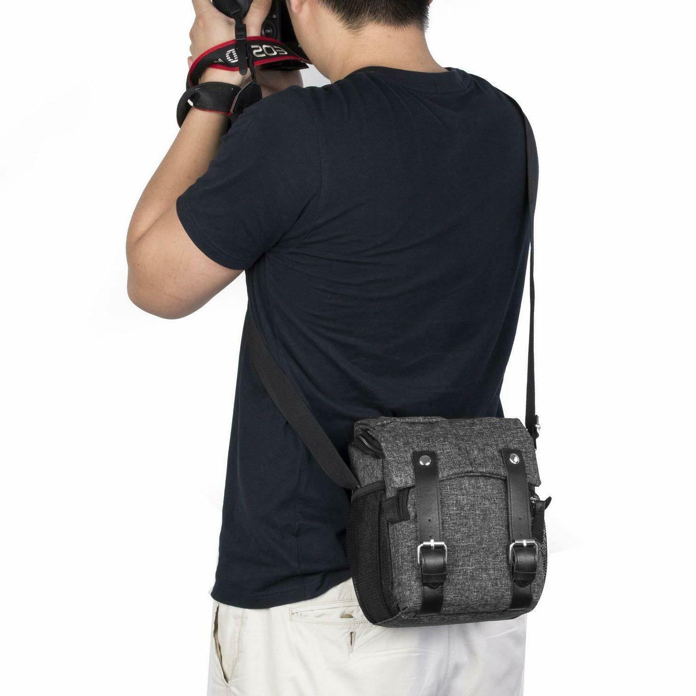 DSLR Bag Waterproof Messenger