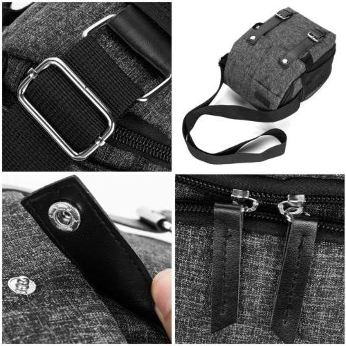DSLR Camera Shoulder Bag Waterproof Shockproof