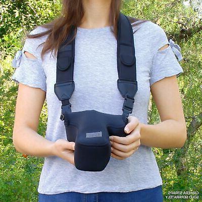 USA Camera with Neoprene Protection...