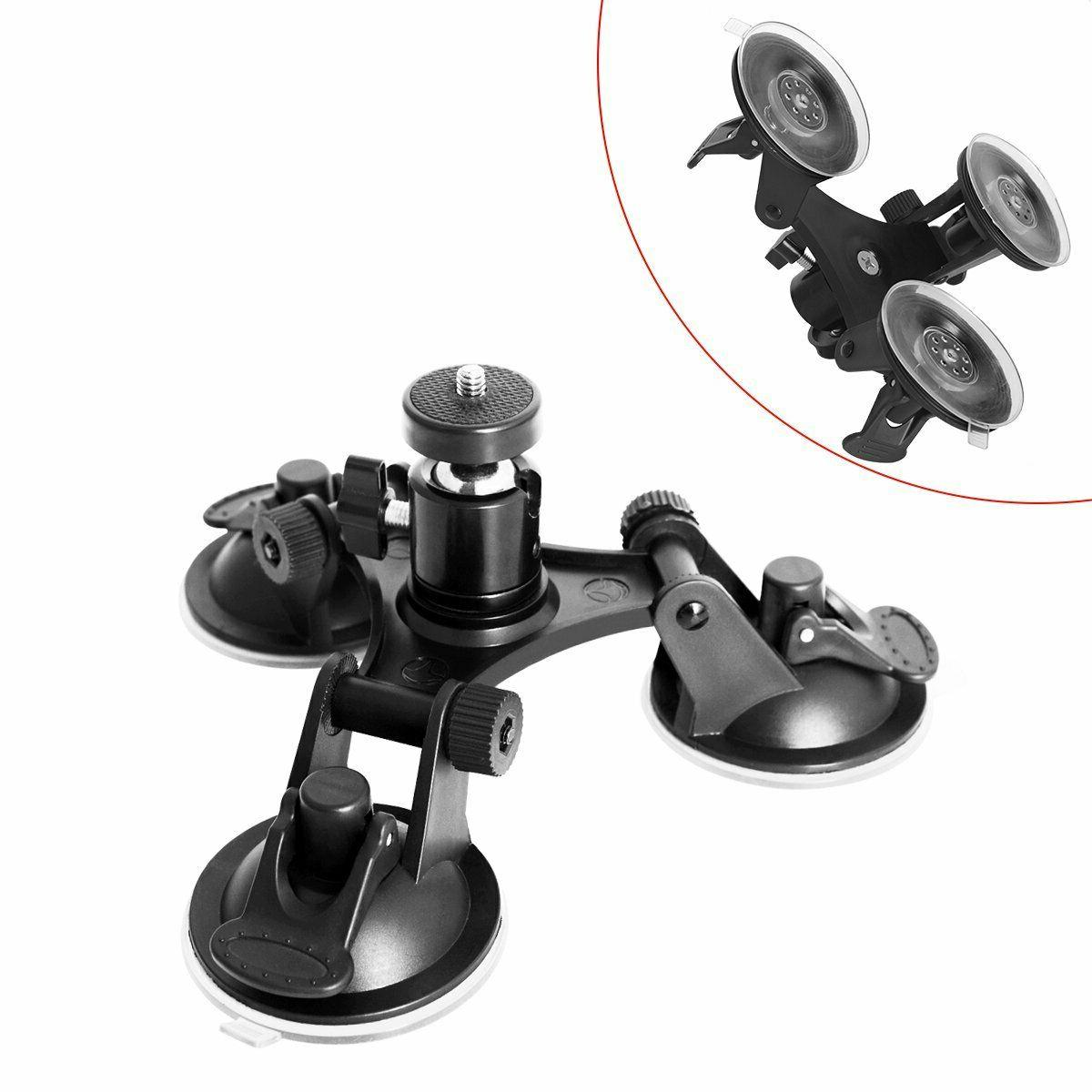 DSLR Action Video Ball Car Window Mounts