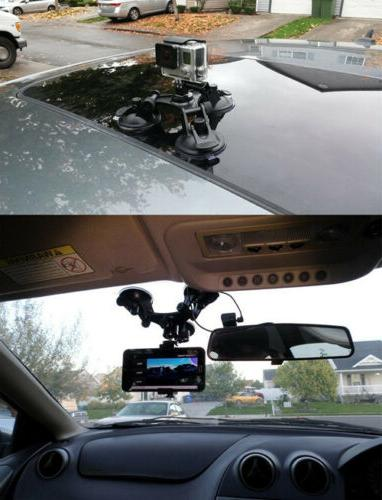 DSLR Video Camera Mount