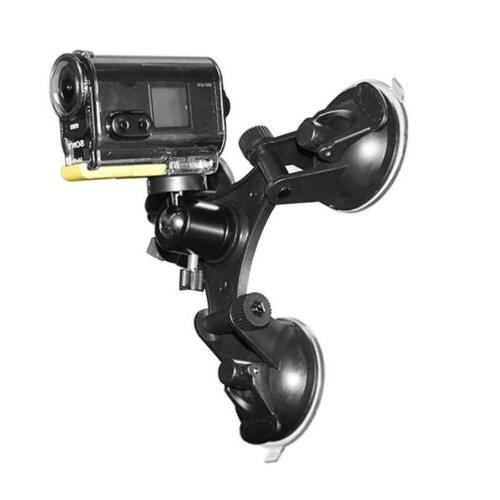 DSLR Suction Video Holder Ball Head Car Mounts