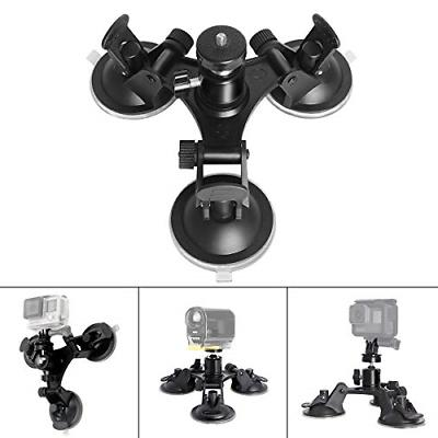 dslr suction cup action video camera mount
