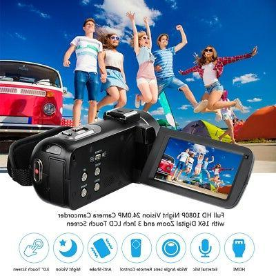 DSLR Video HDMI Waterproof Camcorder