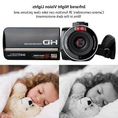 DSLR Digital HDMI 1080P Waterproof Camcorder