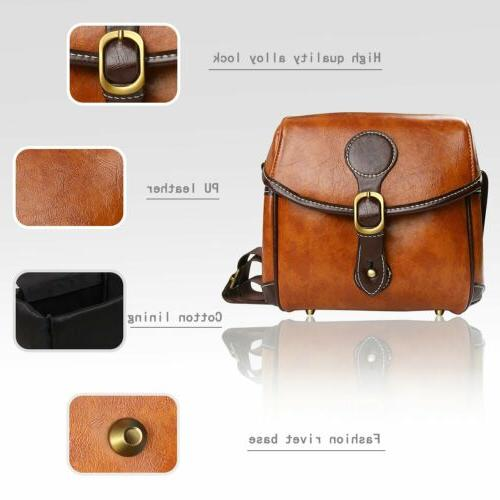 DSLR Vintage Shoulder Bag