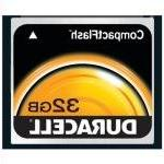 Duracell High Speed 64 GB 600X Compact Flash Card UDMA