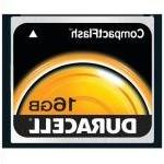 Duracell High Speed 32 GB 600X Compact Flash Card UDMA
