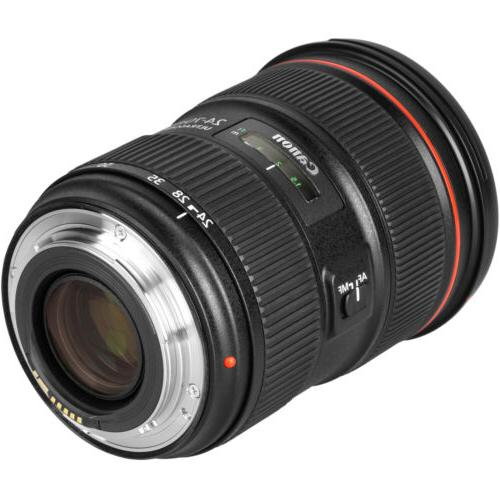 Canon EF 24-70mm L 60D 7D 6D 5D Rebel T3 DSLR Camera