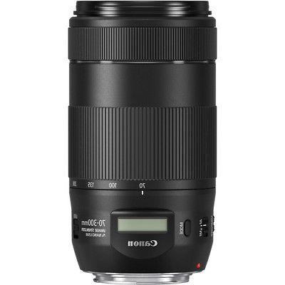 Canon EF 70-300mm IS USM for Digital Cameras