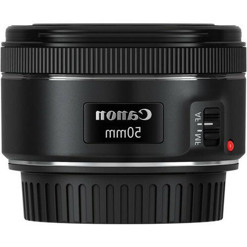 Canon STM Lens DSLR NEW