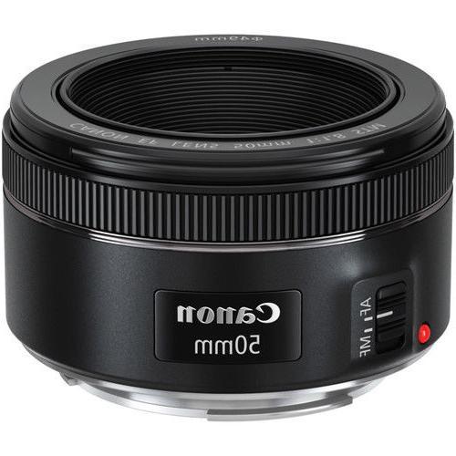 Canon f/1.8 STM Lens For DSLR - NEW