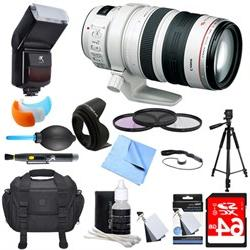 Canon EF 28-300mm IS L USM Lens Ultimate Accessory Bundle