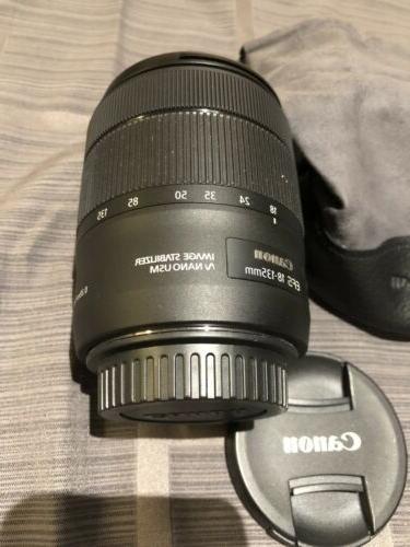 Canon 18-135mm IS USM for DSLR Cameras