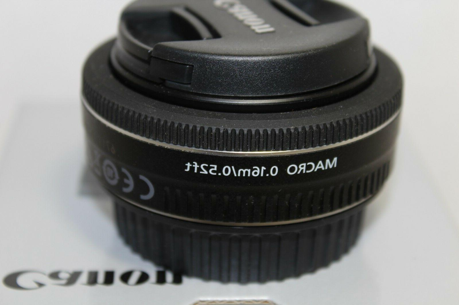 Canon 24mm STM Wide Angle for - Brand New