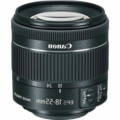 Canon Digital 24PC 4 8 to 500mm Starter Bundle