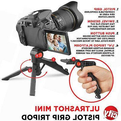Canon Rebel Digital SLR Camera 24PC 4 Lens to