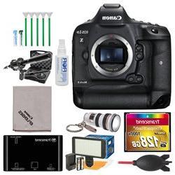 Canon EOS 1D X Mark II 4K Digital SLR Camera with 128GB Card