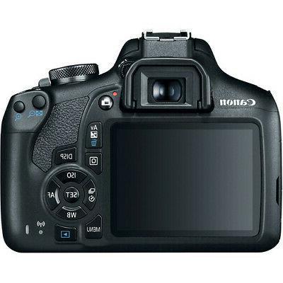 Canon 2000D/Rebel DSLR Camera