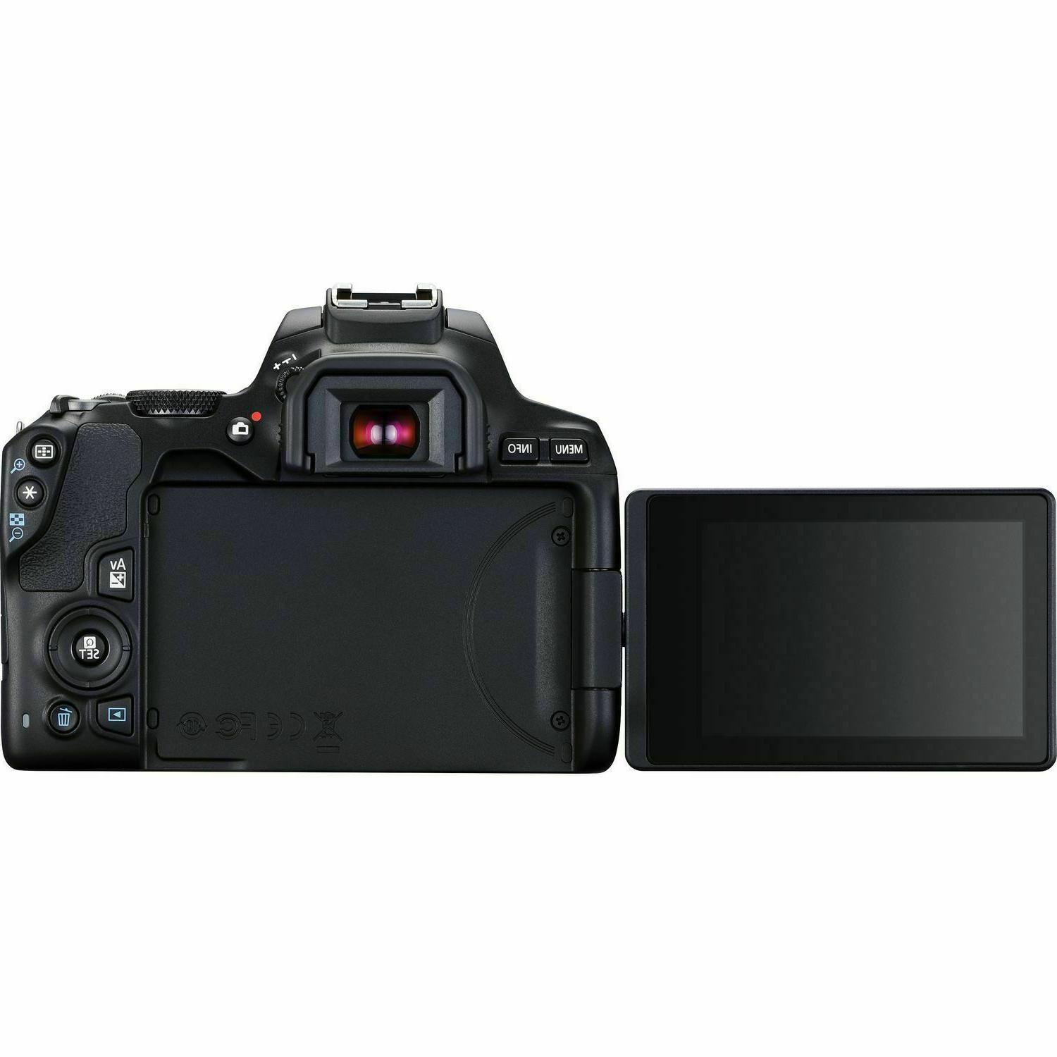Canon DSLR Camera with f/4-5.6 Lens