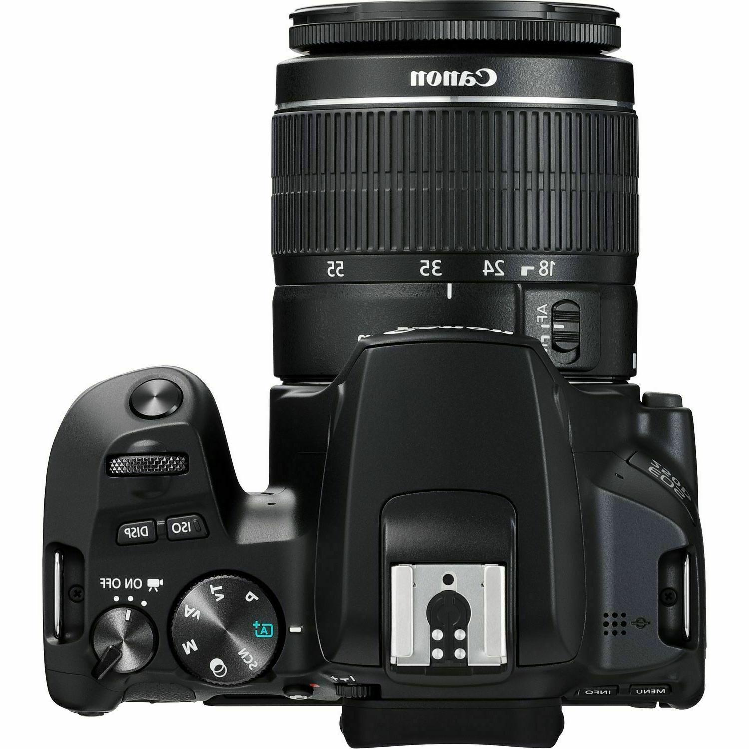 Canon 250D/Rebel SL3 DSLR with f/4-5.6