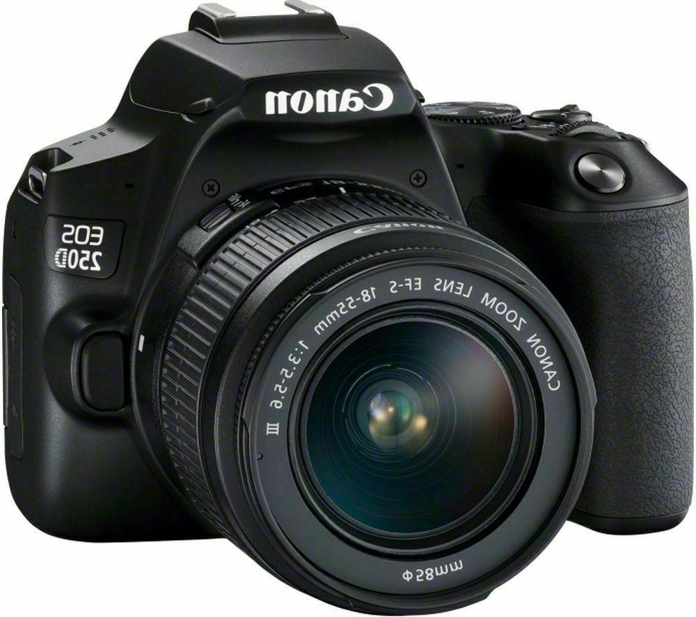 Canon 250D/Rebel SL3