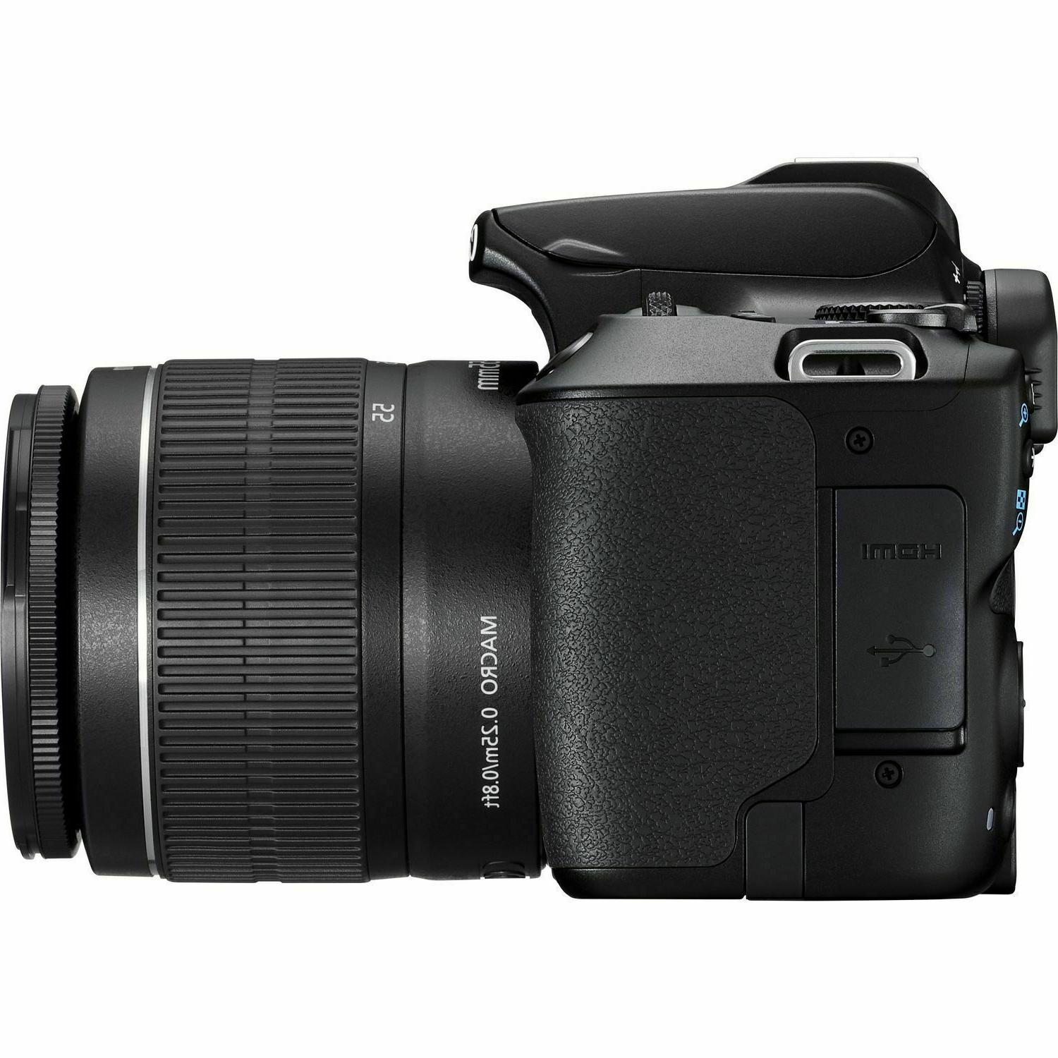 Canon DSLR with f/4-5.6 IS III