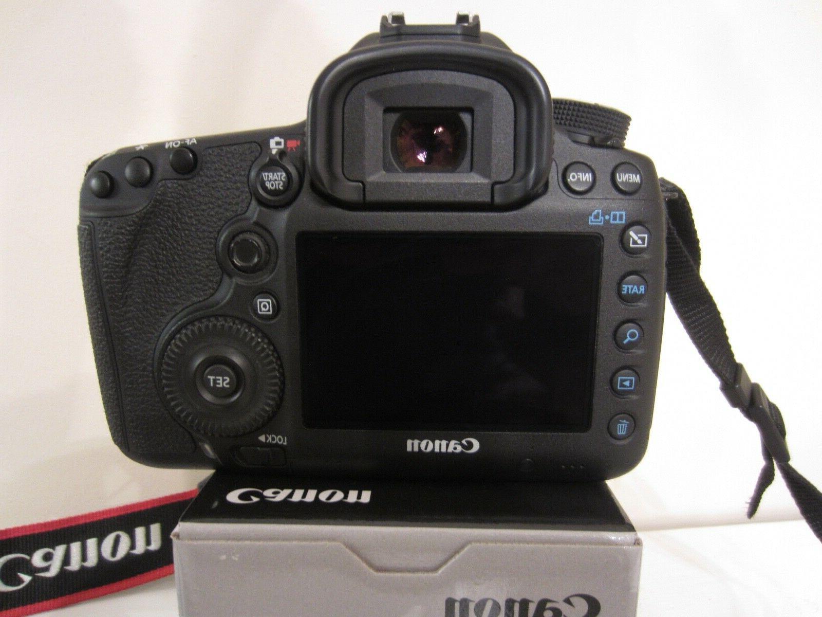 Canon 5D III DSLR Camera
