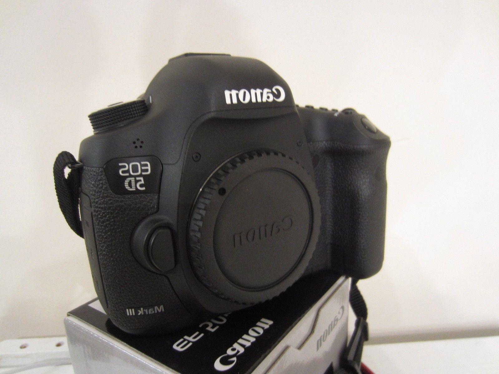 Canon III DSLR