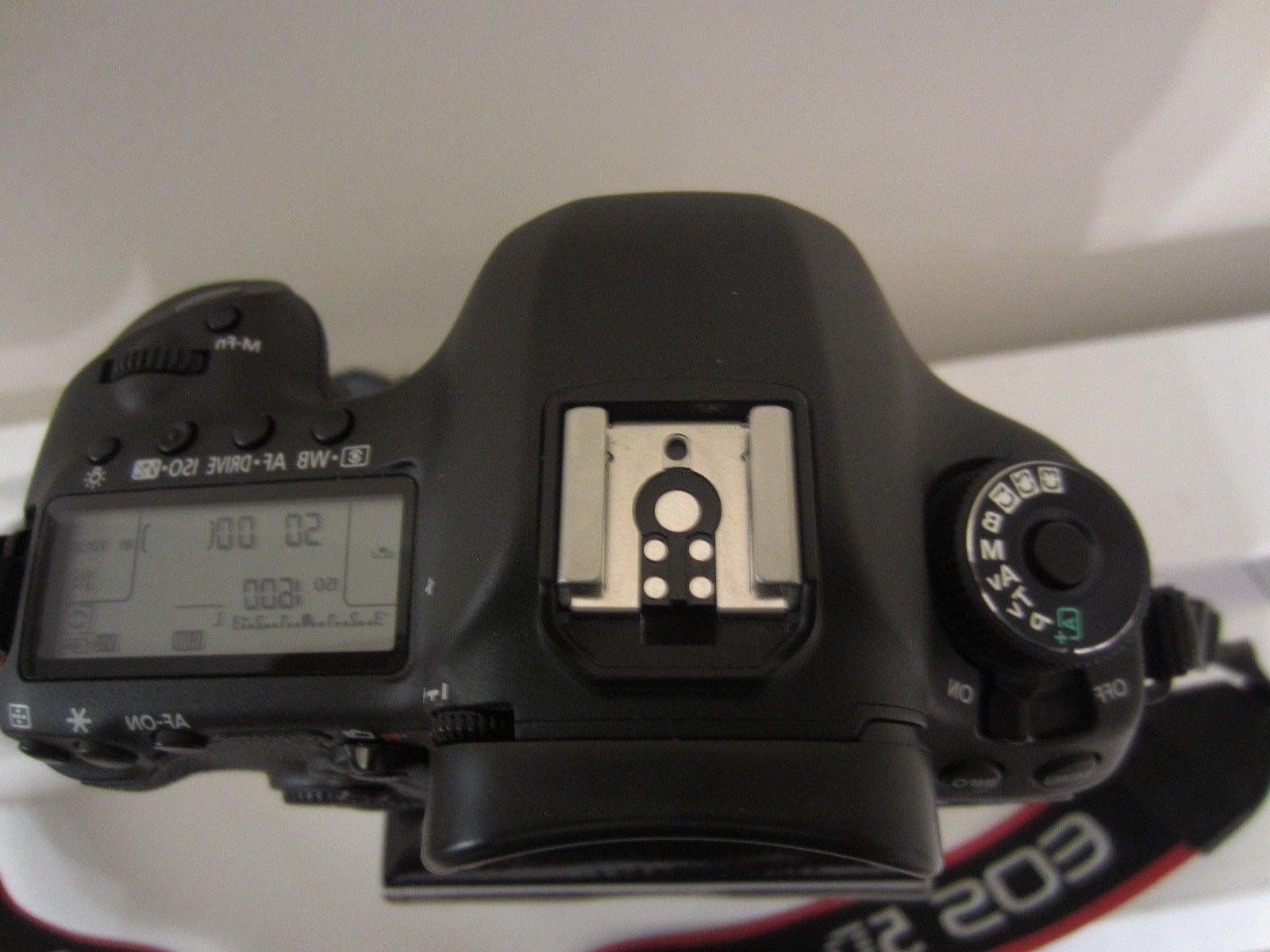 Canon EOS Mark III DSLR