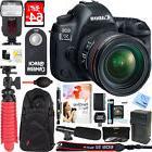 Canon EOS 5D Mark IV DSLR Camera + EF 24-70mm IS USM Lens 64