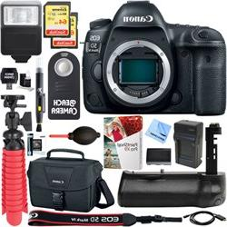 Canon EOS 5D Mark IV 30.4MP Full Frame CMOS DSLR Camera Body