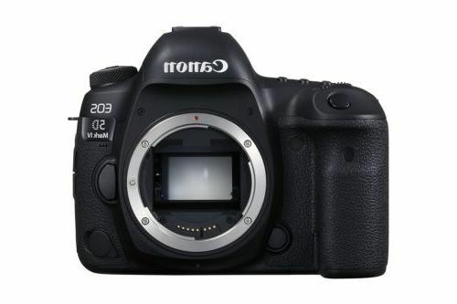 Canon EOS 5D IV DSLR